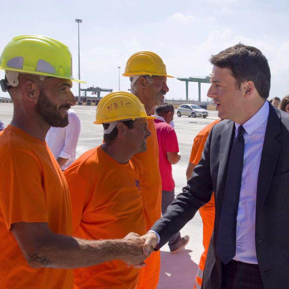 "Matteo Renzi a RTL 102.5: ""Soldi sisma ok, ci vuole trasparenza"""