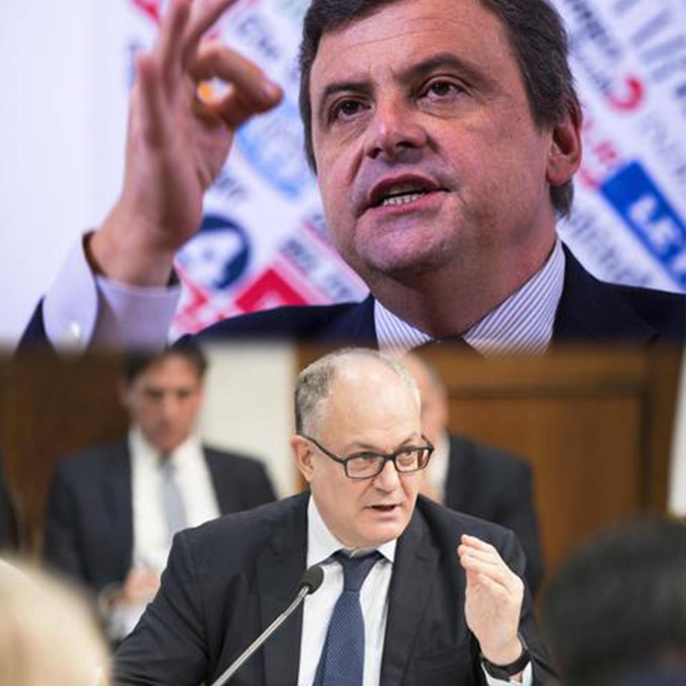 Amministrative Roma: Carlo Calenda e Roberto Gualtieri ospiti su RTL 102.5