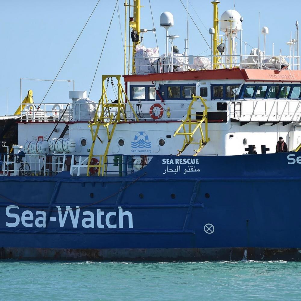 Caso Sea Watch alla Corte Europea dei diritti dell'uomo