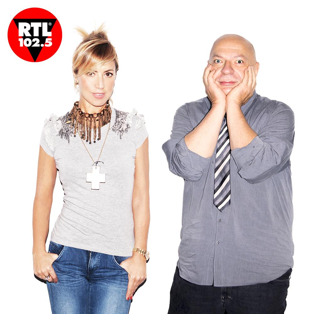 """RTL 102.5, Nicoletta e Mauro Coruzzi esplosivi a """"Password"""""""