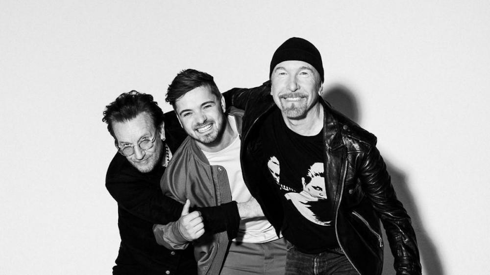 Febbre da calcio: gli U2 firmano con il dj Martin Garrix l'inno per gli europei, si scatenano le voci per la cerimonia inaugurale all'Olimpico