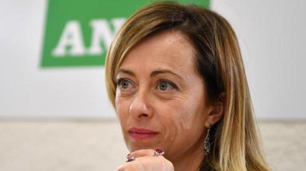 """Giorgia Meloni a Rtl 102.5: """"Servirebbe un Governo eletto di gente che la pensa nello stesso modo"""""""