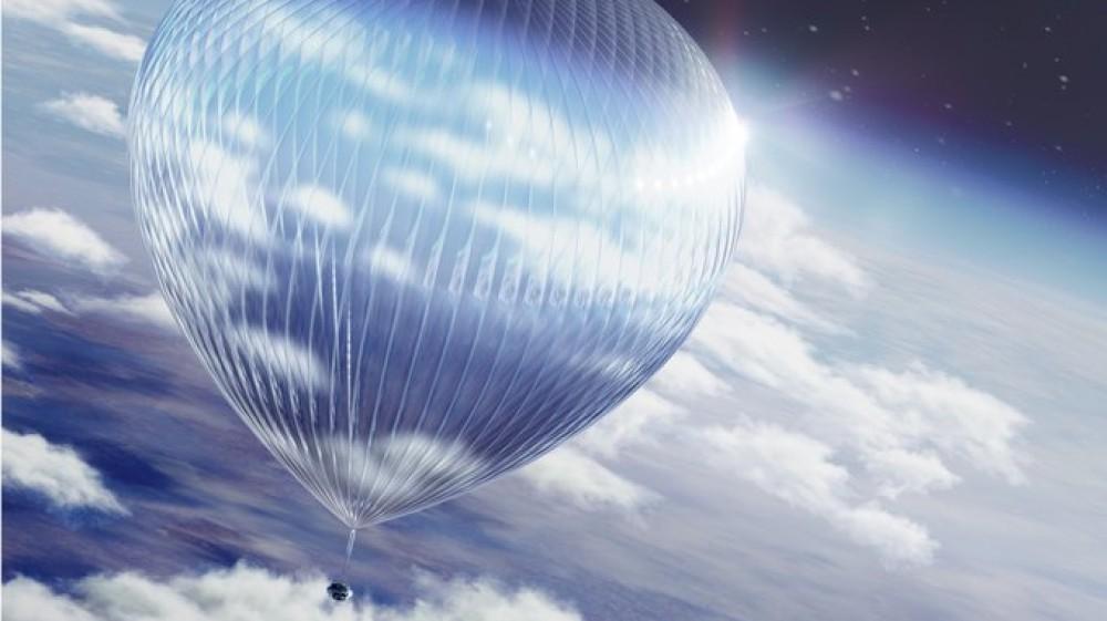 Viaggio ai confini dello spazio, in mongolfiera. La stratosfera per (quasi) tutte le tasche