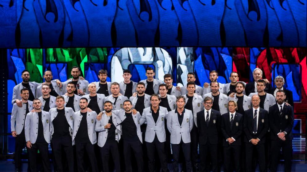 A Bologna Italia - Repubblica Ceca  4-0, bene la squadra di Mancini nell'ultimo test in vista dell'Europeo