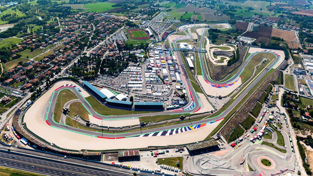 A Misano due gare ravvicinate del motomondiale, e Imola può tornare a ospitare la Formula 1