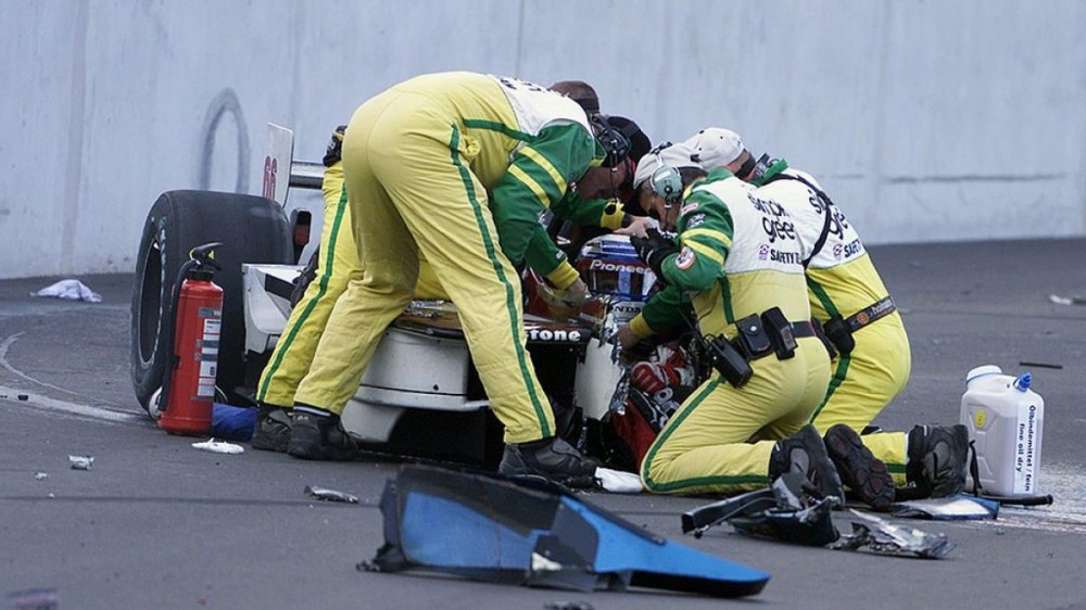 Alex Zanardi, 20 anni fa l'incidente in Champ Car che gli causò l'amputazione delle gambe