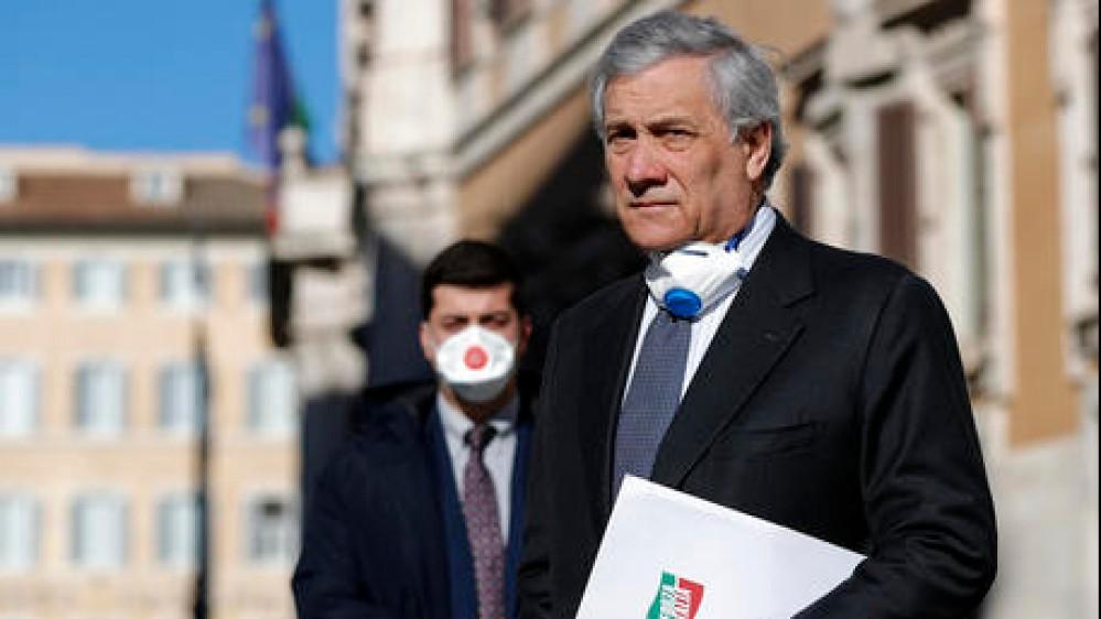 """Antonio Tajani in diretta questa mattina a RTL 102.5: """"Entro la fine della settimana il Governo dovrebbe prolungare il coprifuoco"""""""