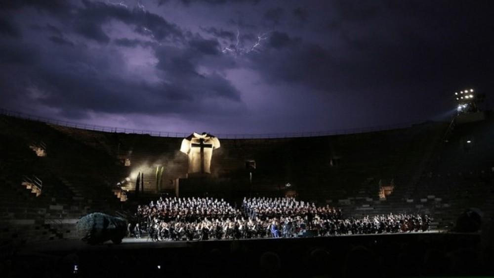 Arena Verona, torna dopo 10 anni la Messa da Requiem di Giuseppe Verdi