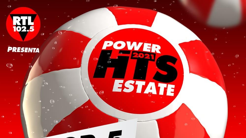 """""""RTL 102.5 Power Hits Estate 2021"""" Marco Mengoni sempre in testa anche nella classifica dell'ottava settimana"""