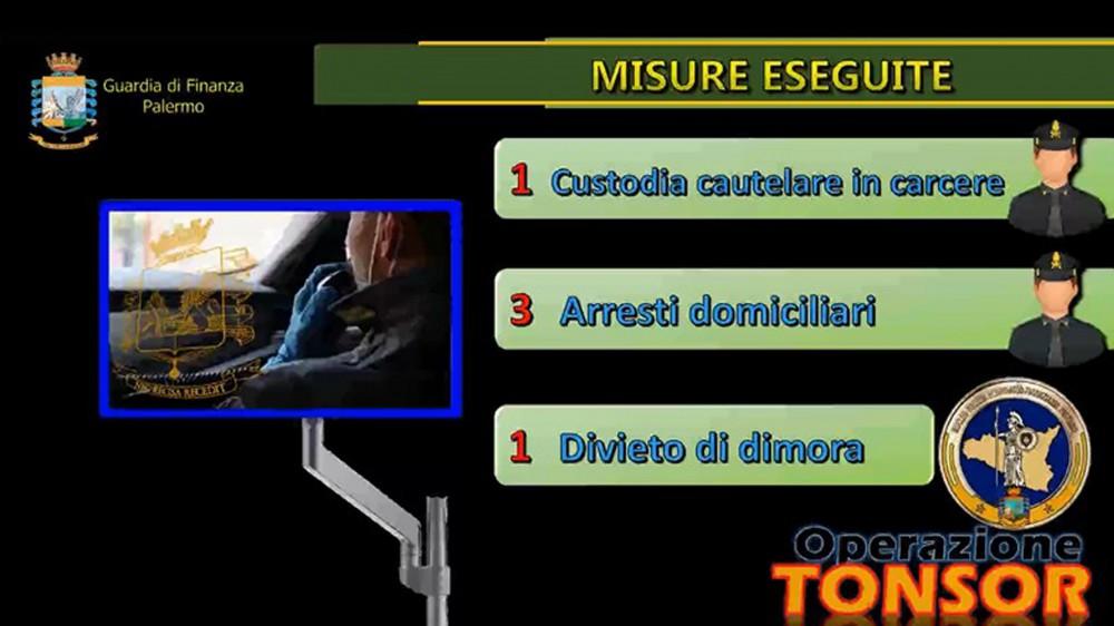 Banda di usurai che agiva tra Palermo e Roma sgominata, applicava tassi fino al 140% sul denaro prestato