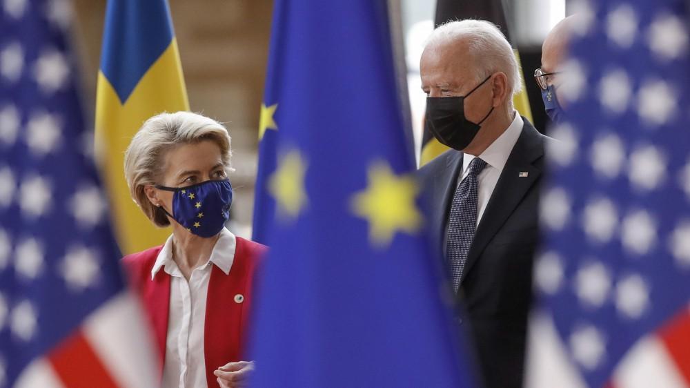 """Biden a Bruxelles, """"Europa nostro partner naturale"""", nelle prossime ore l'incontro con Putin"""