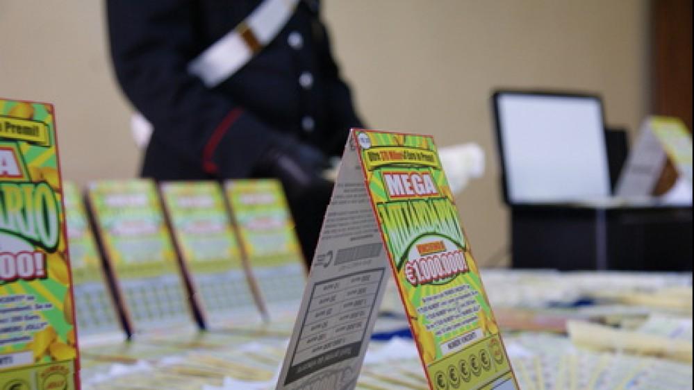 Bloccato a Fiumicino il tabaccaio che aveva rubato un gratta e vinci da 500mila euro