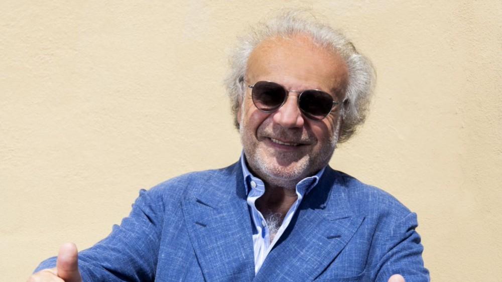 Buon compleanno Jerry Calà, la grande festa il 20 luglio all'Arena di Verona