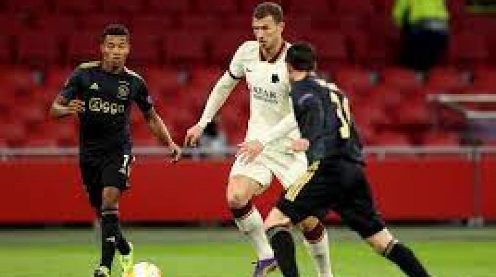 Nell'andata dei quarti di finale di Europa League la Roma ha espugnato Amsterdam, con l'Ajax è finita 2-1