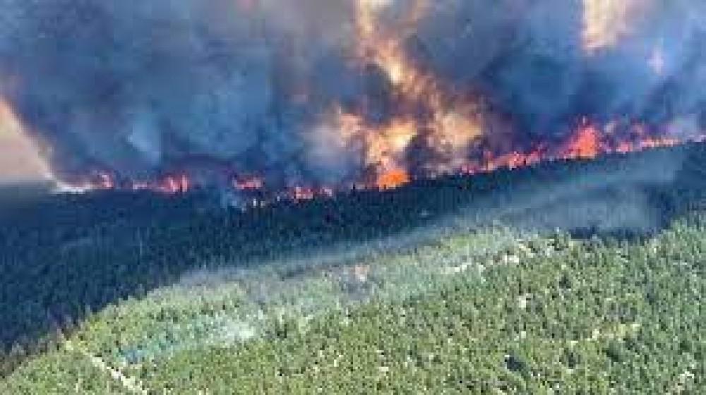 Caldo record ed emergenza incendi in Canada e California, nella città di Lytton in fiamme il 90% del territorio