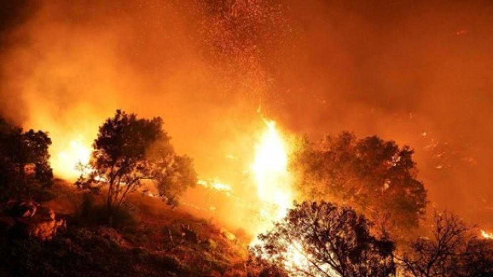 Caldo record in Sicilia, picco di oltre 48 gradi mentre l'isola è devastata degli incendi