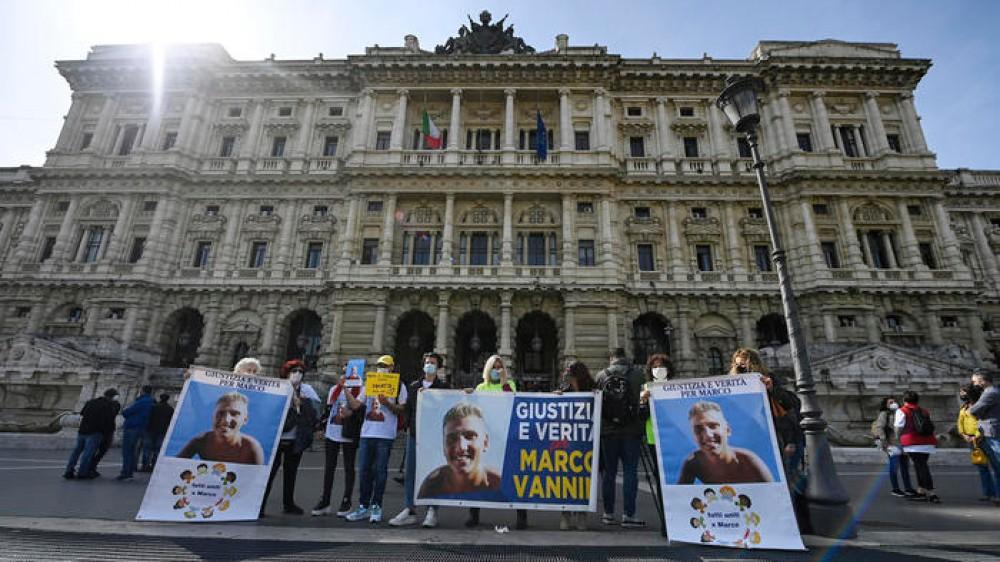 Caso Vannini, confermate in Cassazione le condanne per Antonio Ciontoli e per moglie e figli