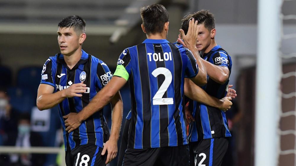 Champions,  doppietta italiana, Atalanta e Juventus vincono 1-0 con merito, punteggio  stretto per i bergamaschi