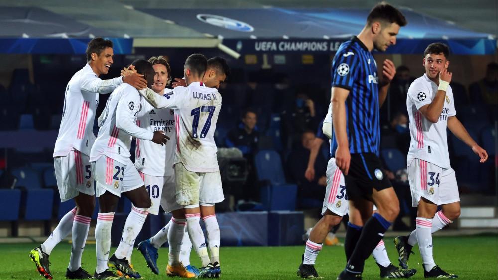 Champions League, Atalanta-Real Madrid 0-1 nell'andata degli ottavi di finale