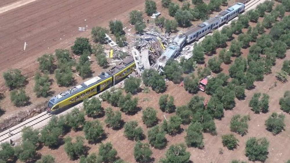Cinque anni fa la tragedia ferroviaria tra Andria e Corato, in Puglia. In corso il processo