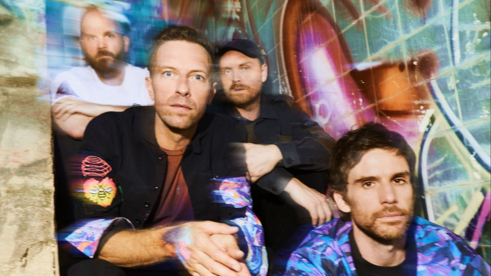 Coldplay, venerdì 15 ottobre in esclusiva su RTL 102.5