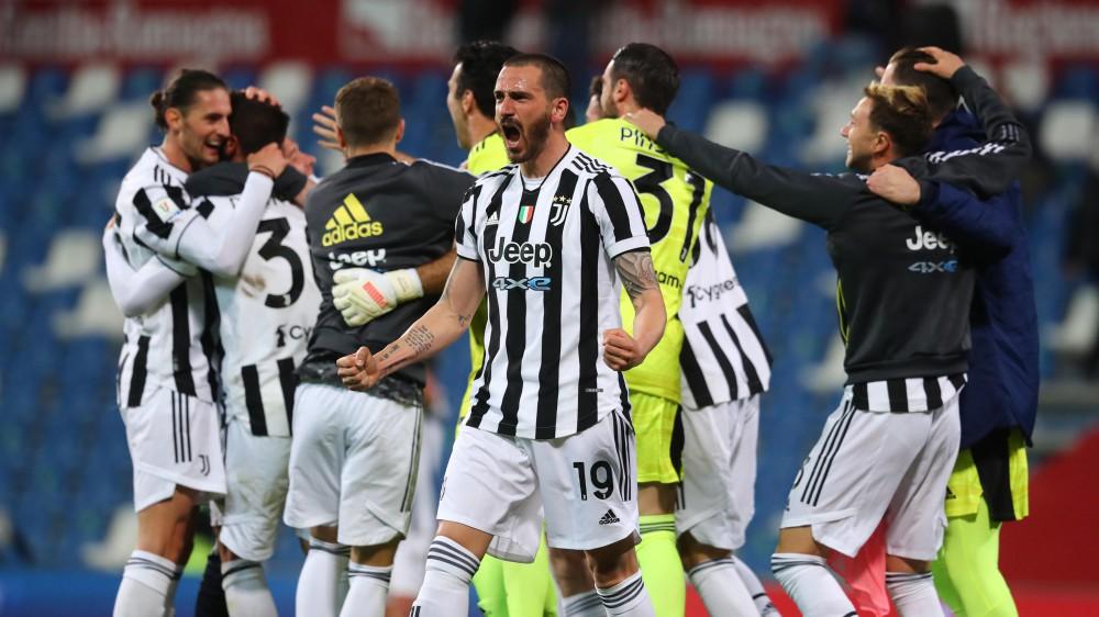 Coppa Italia, vince la Juventus, battuta nella finale di Reggio Emilia l'Atalanta 2-1