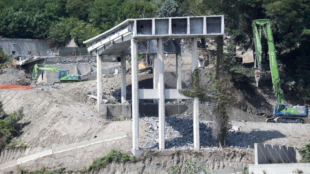 Crollo del Ponte Morandi, chiuse le indagini, consegnati 69 avvisi di garanzia
