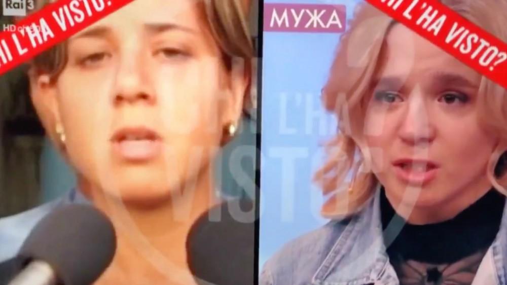 """Denise Pipitone, """"Chi l'ha visto?"""" riaccende la speranza, a Mosca trovata una giovane che assomiglia a Piera Maggio"""