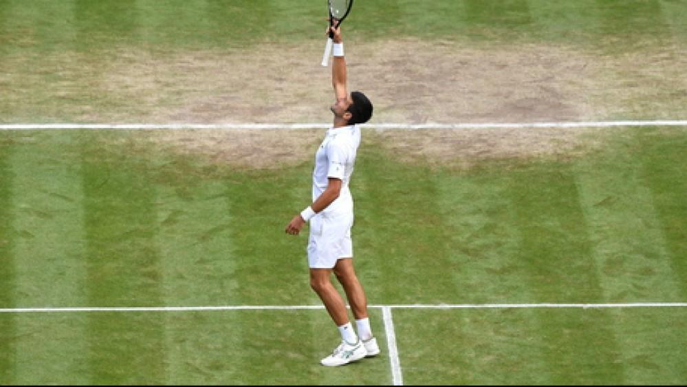 Djokovic parla della finale di Wimbledon contro Berrettini: spero che l'italia vinca solo a Wembley