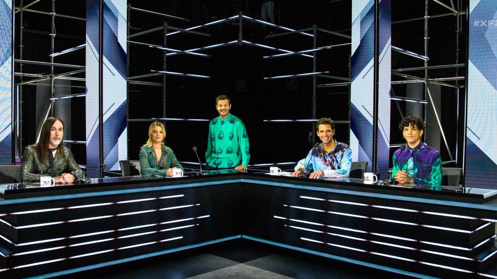 Domani la finale di XFactor, in quattro sul palco per disputarsi il titolo, RTL 102.5 è la radio ufficiale