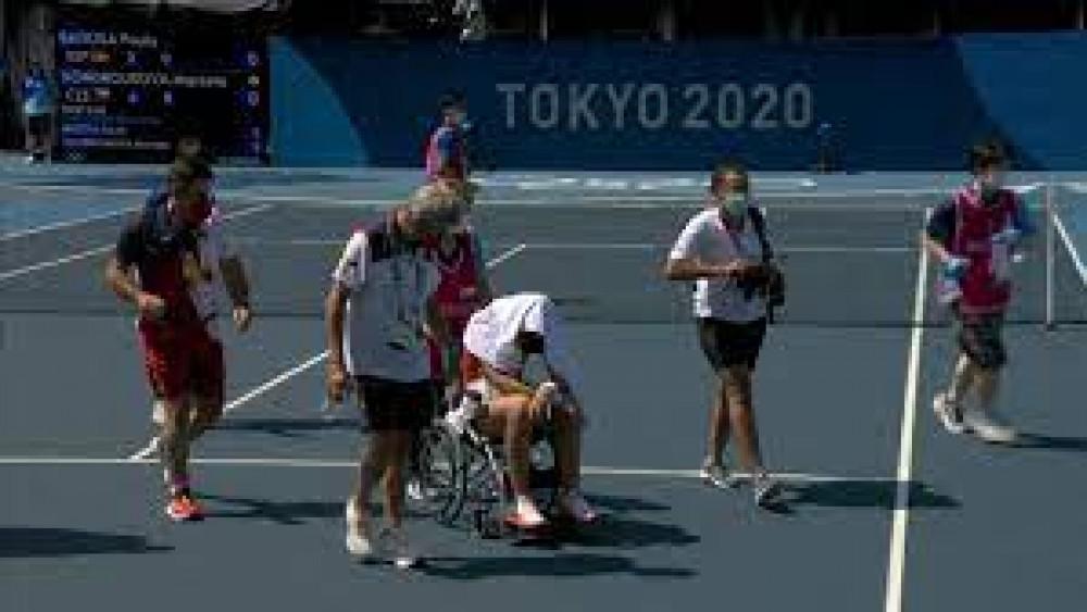 Effetto caldo sulle Olimpiadi di Tokyo, da oggi le partite di tennis inizieranno alle 15.00 e non alle 11.00