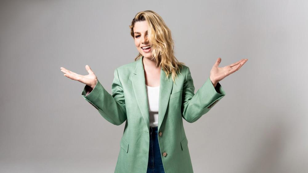 """Emma in diretta su RTL 102.5: 'Best of ME' non è una semplice raccolta, è un disco importante; ho dato un vestito diverso alle canzoni"""""""