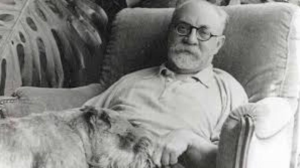 Era scomparso nel 1938, ritrovato, arrotolato sopra un armadio, un prezioso schizzo del pittore francese Henri Matisse
