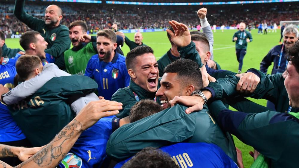 Euro 2020, Italia in finale, battuta la Spagna ai rigori