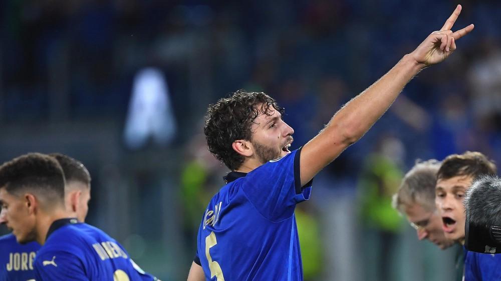 Euro 2020, Italia che vince per 3-0 anche sulla Svizzera, doppietta di Locatelli, rete di Immobile