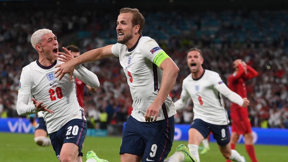 Euro 2020, l'Inghilterra batte la Danimarca ed accede alla finale dove affronterà l'Italia