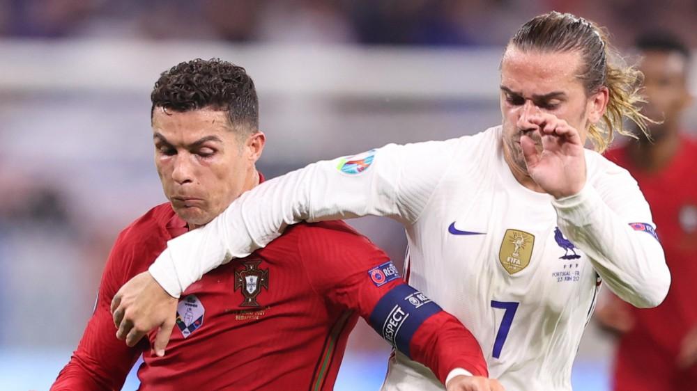 Euro 2020, Slovacchia-Spagna 0-5, Svezia-Polonia 3-2, Germania-Ungheria 2-2, Portogallo-Francia 2-2