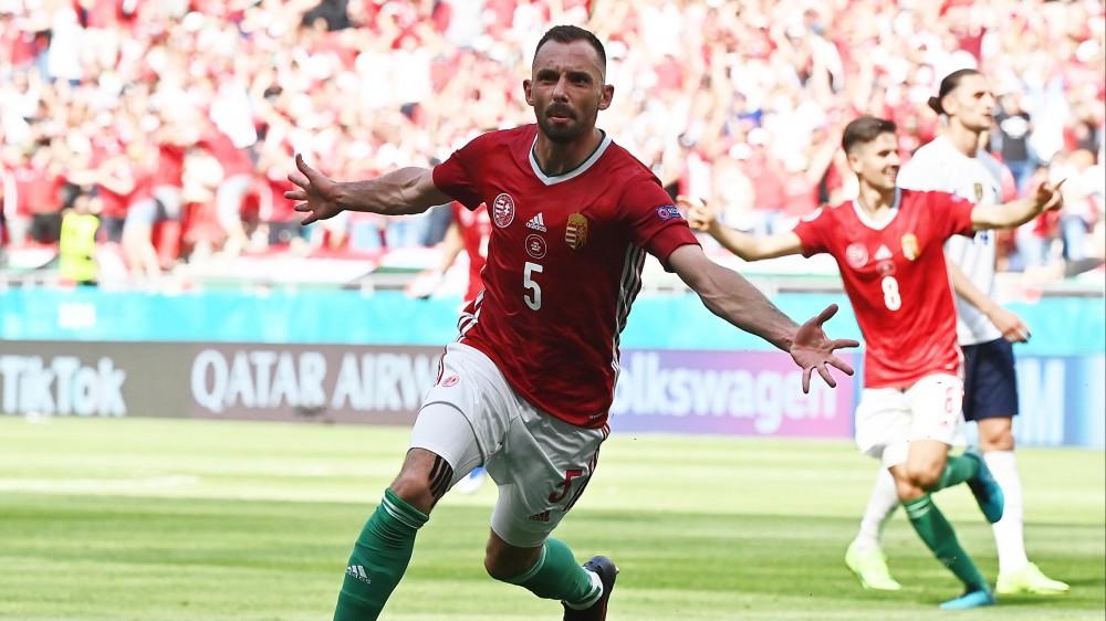 Euro 2020, Ungheria-Francia 1-1, Portogallo-Germania 2-4, Spagna-Polonia 1-1