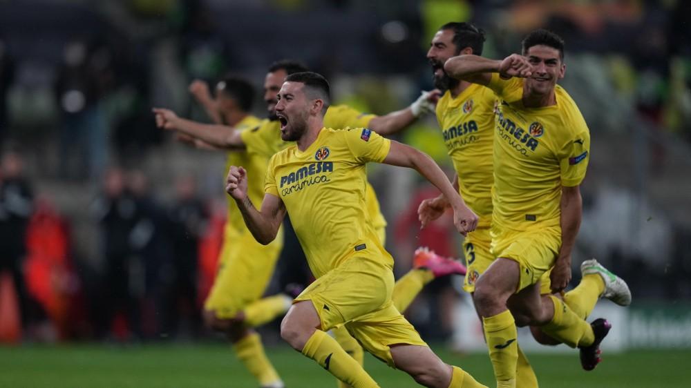 Europa League, nella finale di Danzica trionfa  il Villareal ai rigori, è il primo trofeo degli spagnoli