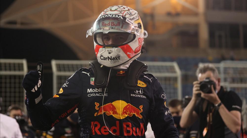 F1, in Bahrain pole position per la Red Bull di Verstappen, in Motogp pole per la Ducati di Bagnaia in Qatar