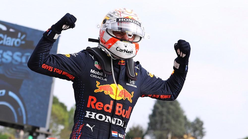 F1, Max Verstappen vince il Gran Premio del Made in Italy davanti ad Hamilton e Norris