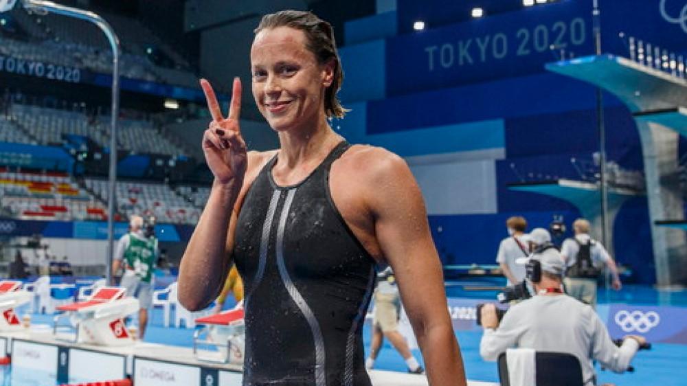 Federica Pellegrini è stata eletta al Cio in quota atleti,  prima di lei solo Manuela di Centa