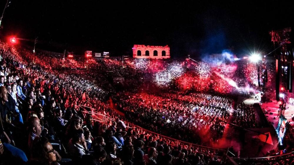 """Federico Sboarina e Lucia Borgonzoni ospiti in diretta su RTL 102.5:  """"Il 31 agosto all'Arena con il Power Hits Estate puntiamo a fare un fantastico evento sold out e covid free"""""""