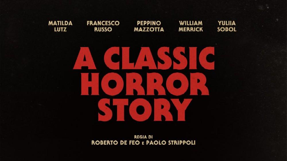 Finalmente un horror italiano è degno di questo nome, A classic horror story non ha nulla da invidiare agli americani