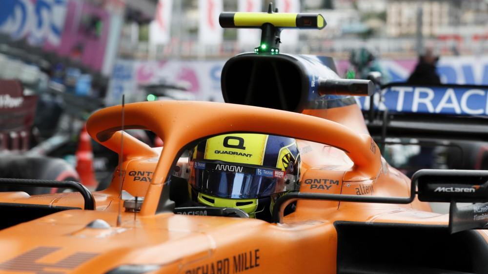 Formula 1, Lando Norris conquista la pole position del Gran premio di Russia, seconda la Ferrari di Sainz