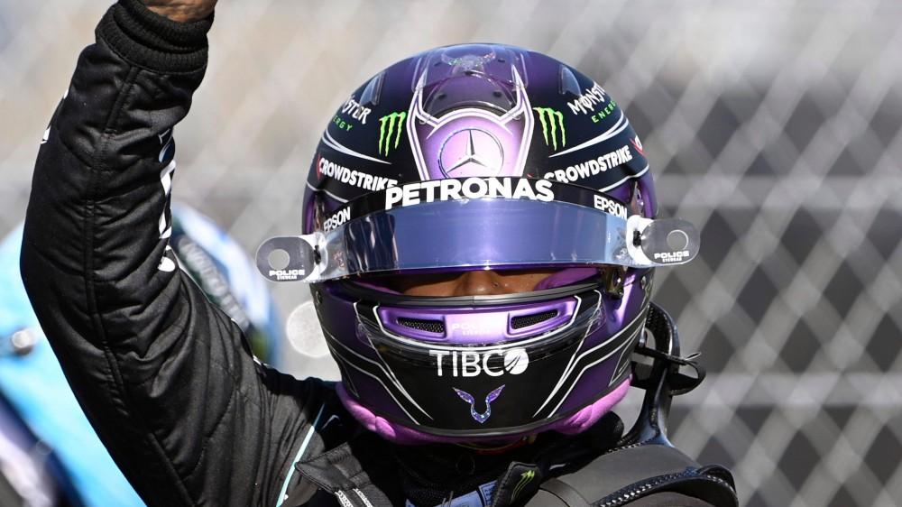 Formula 1, Lewis Hamilton conquista la pole position del Gran Premio d'Ungheria