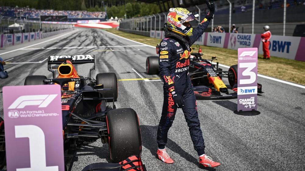 Formula 1, Verstappen in pole position al Gran Premio d'Austria, Hamilton quarto