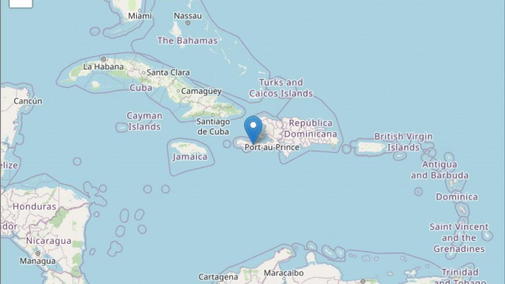 Forte terremoto sull'isola di Haiti, magnitudo 7.2, si temono molte vittime, Rientrato allerta tsunami