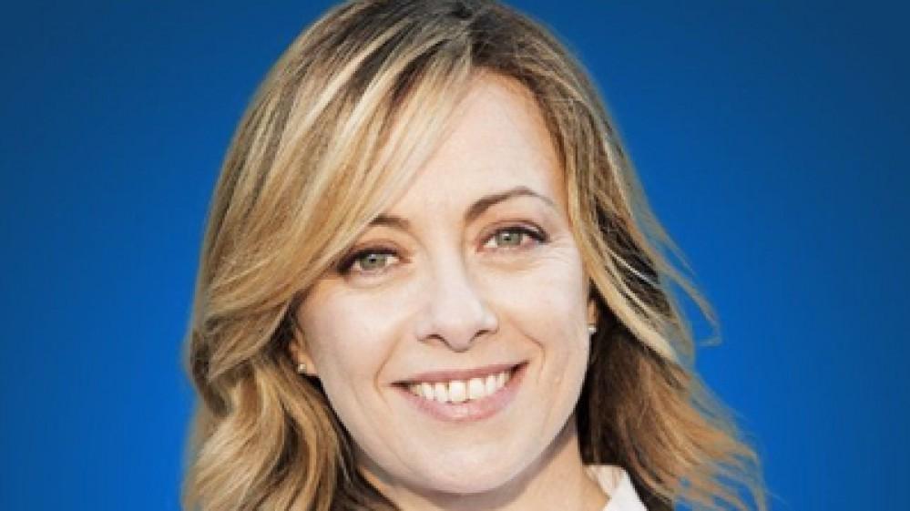 """Giorgia Meloni a RTL 102.5: """"Ringrazio Mattarella della sua solidarietà""""."""