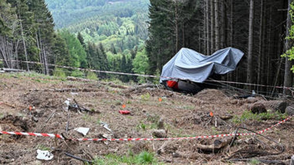 Ministro Giovannini: l'incidente della funivia del Mottarone è una grande ferita per il Paese